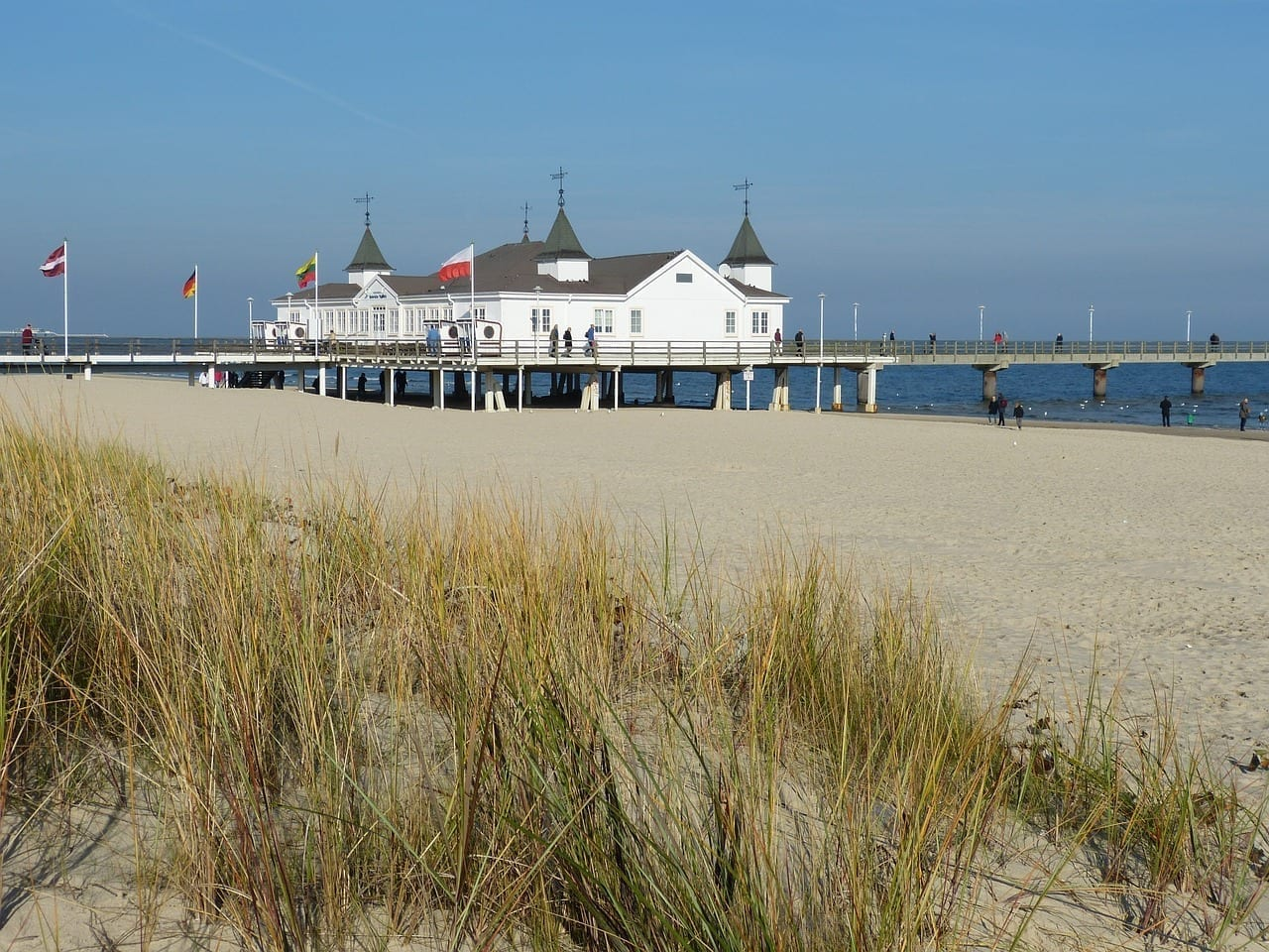Usedom Isla Ahlbeck Alemania