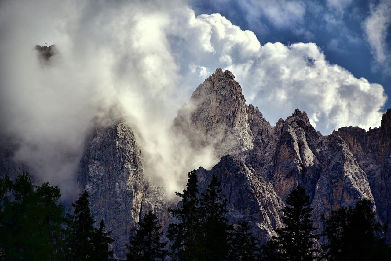 Val Pusteria Tirol Del Sur Italia Austria