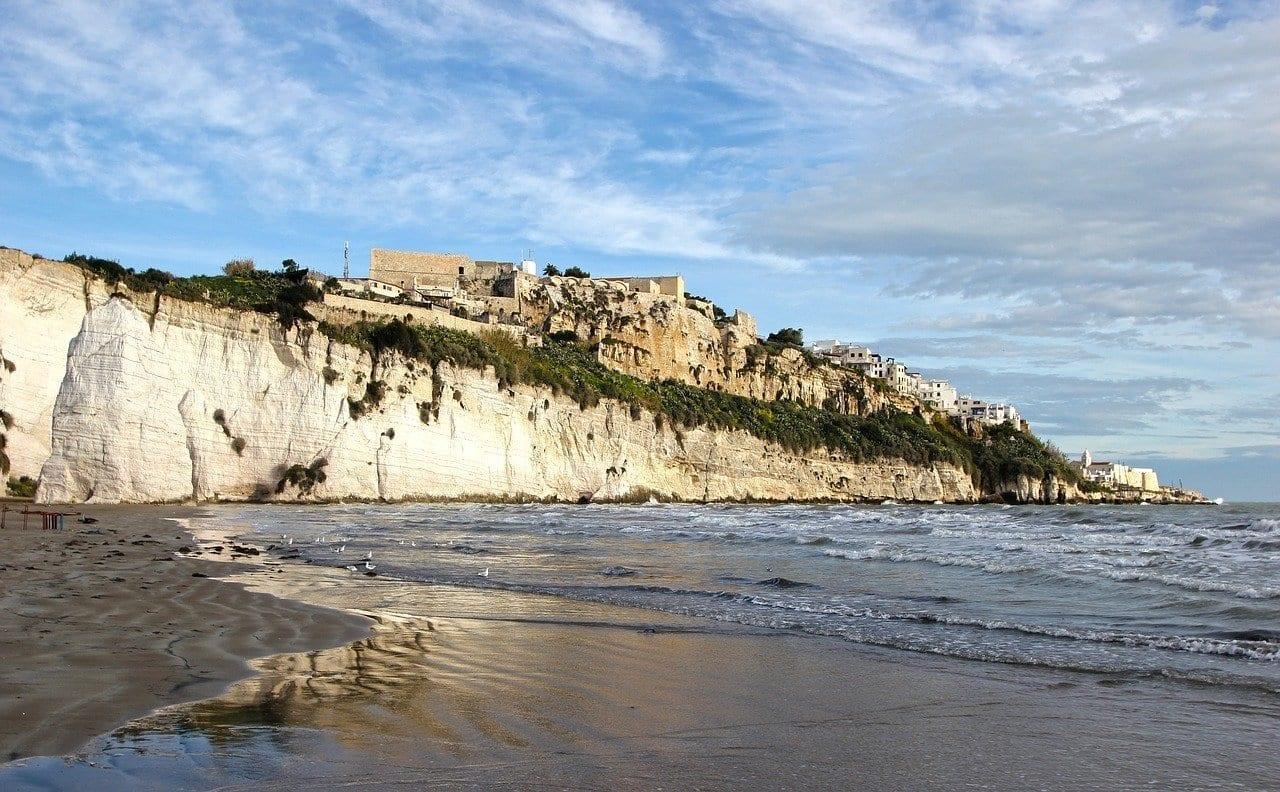 Vieste Gargano Puglia Italia