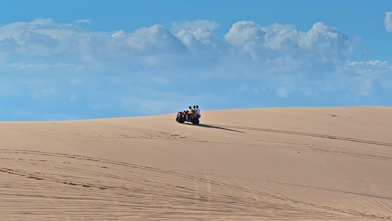 Vietnam Dune Mui Ne Vietnam