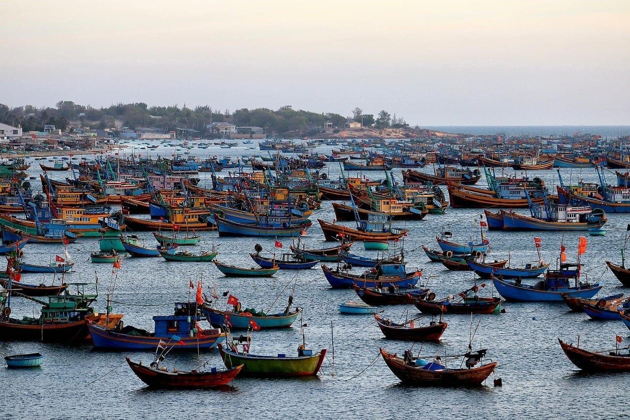 Vietnam Mui Ne Puerto Vietnam