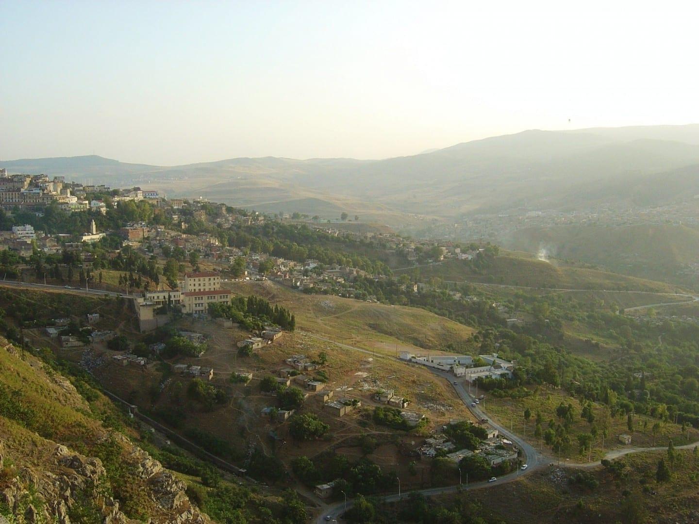 Vista de Constantino Constantina Argelia