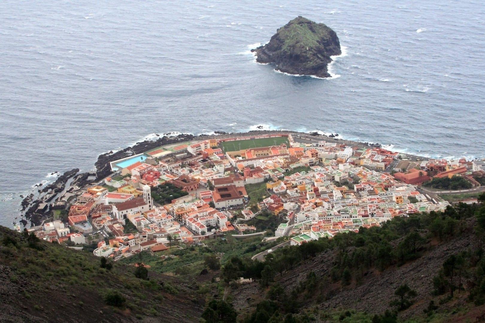 Vista de Garachico Garachico España