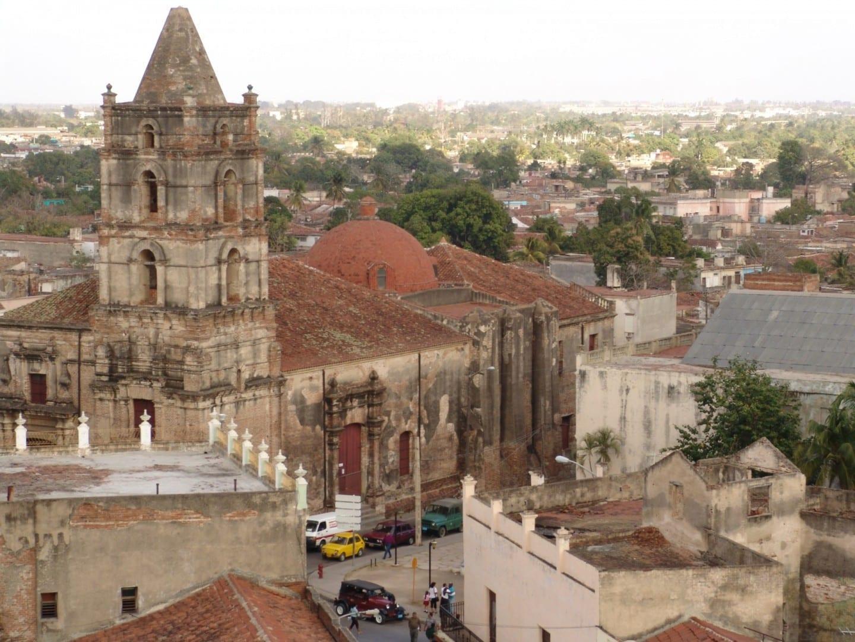 Vista de la ciudad de Camagüey Camagüey Cuba