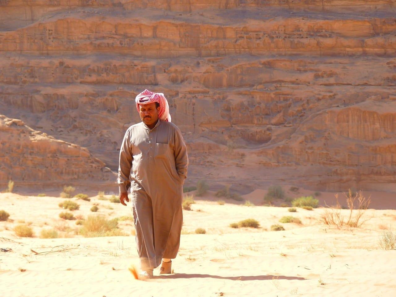 Wadi Rum Néguev Desierto Del Néguev Jordania