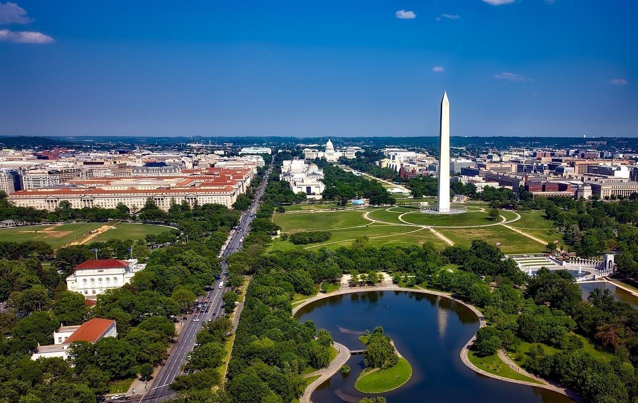 Washington Dc C Ciudad Estados Unidos