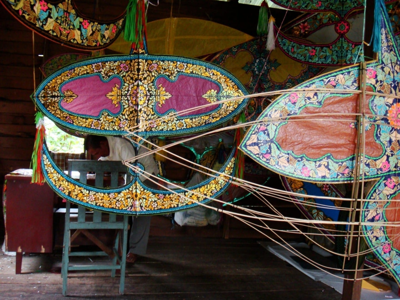 Wau bulan en venta Kota Bharu Malasia