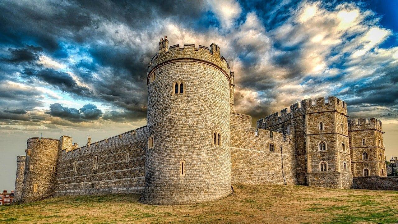 Windsor Castillo Londres Reino Unido