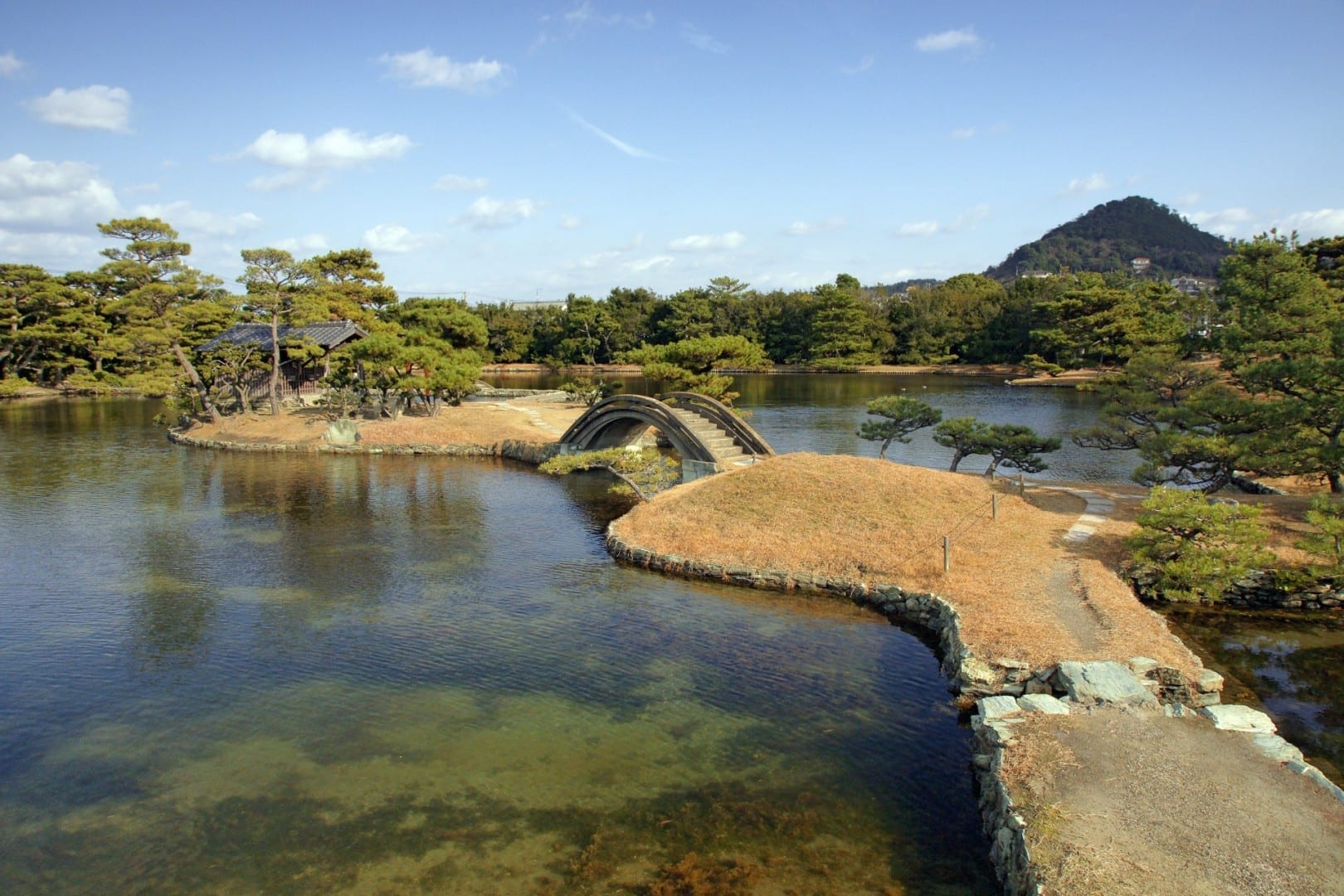 Yosuien (Jardín) Wakayama Japón