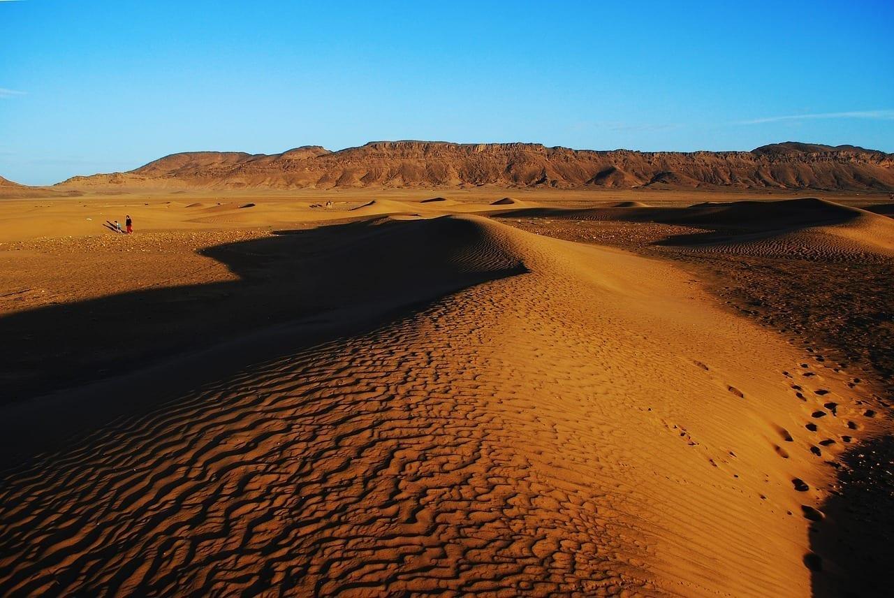 Zagora Desierto Marruecos Marruecos