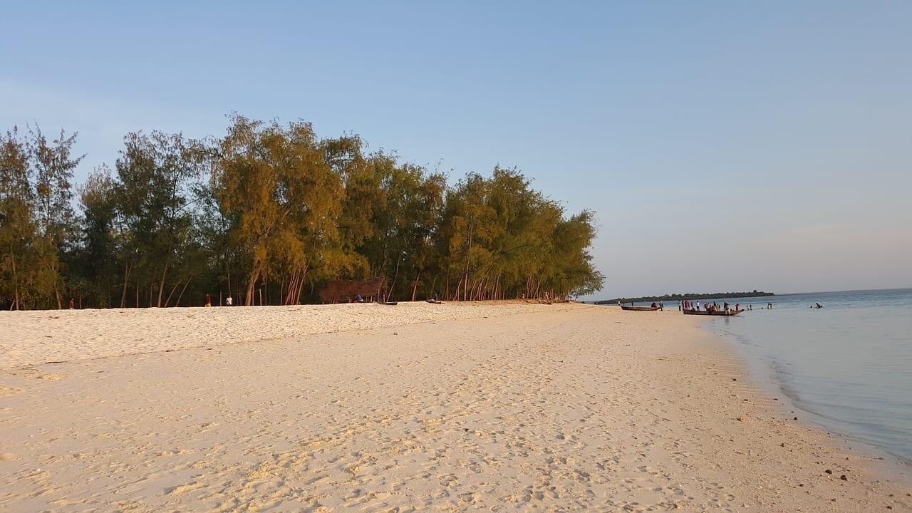 Zanzíbar Kendwa Playa Tanzania