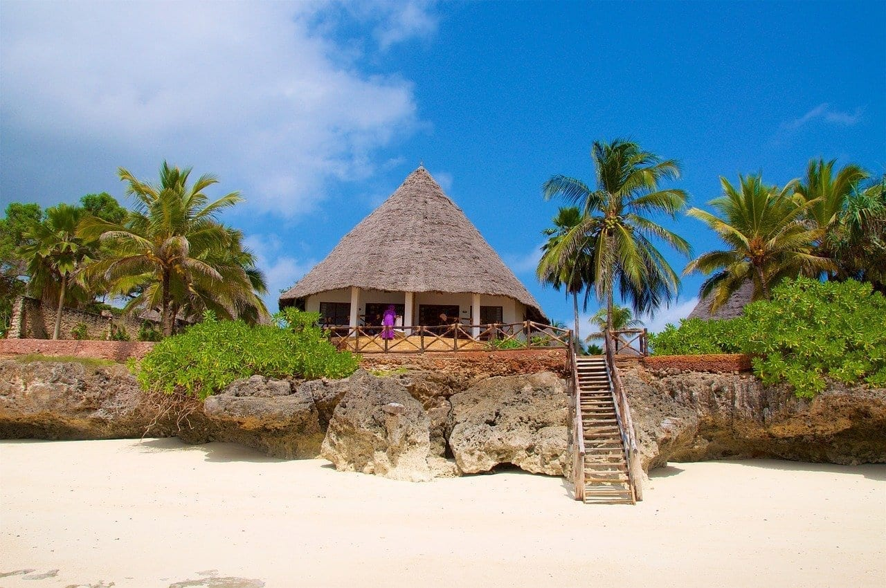 Zanzíbar Playa Hotel Tanzania